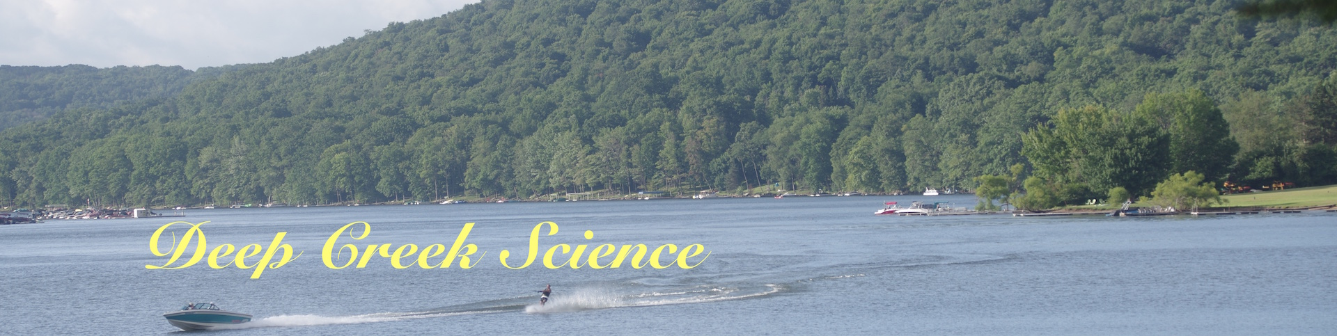 Doing Science for the Deep Creek Watershed